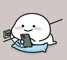 Cute Bunny Cartoon, Cute Cartoon Images, Cute Cartoon Drawings, Cartoon Jokes, Cute Cartoon Wallpapers, Cute Images, Cute Panda Wallpaper, Wallpaper Iphone Cute, Chibi Cat