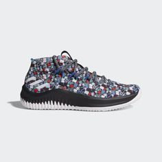 huge discount 5fe33 792ab Shop the Dame 4 Camp Shoes - Black at adidas.comus! See