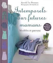 Livre Couture pour Futures Mamans