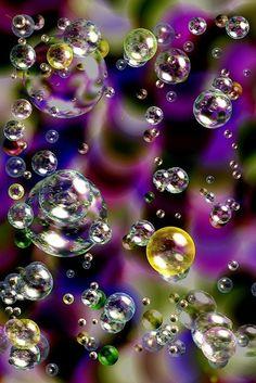 Bubbles and more bubbles