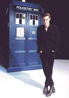 Matt Smith Doctor #11