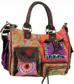 Desigual női táska Diaper Bag, Bags, Fashion, Purses, Moda, Fashion Styles, Diaper Bags, Taschen, Totes