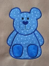 bear applique More