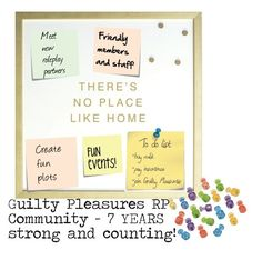 """""""Guilty Pleasures RP Community"""" by communitymoderatorsgp ❤ liked on Polyvore featuring art"""
