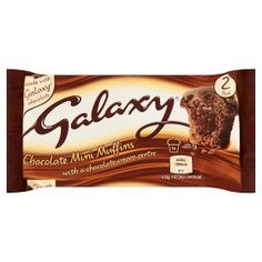 McVitie's Galaxy Chocolate Mini Muffins
