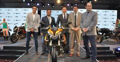 Italian superbike maker DSK Benelli India has launched five new superbikes, including a 155 bhp beast  Click here for a lowdown on each bike and its price >> http://www.autox.in/news/bike-news/dsk-benelli-have-5-new-superbikes-for-the-indian-market/