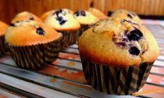 Výborné hrnčekové muffiny