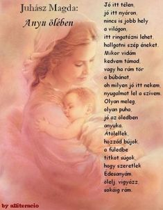 anyák napja - Google keresés Happy Brithday, Mamas And Papas, Stories For Kids, Science And Nature, Ladies Day, Love Life, Anatomy, Verses, Literature