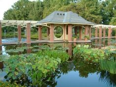 The Huntsville Botanical Gardens is One of Huntsville's Most Favored Attractions