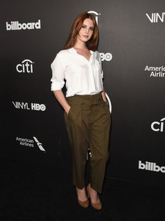 Lana Del Rey Photos - 2016 Billboard Power 100 Celebration - Red Carpet - Zimbio