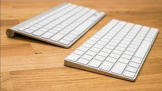 Apple podría utilizar tinta electrónica y pantalla OLED en su próximo Magic Keyboard