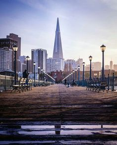 Pier 14 San Francisco
