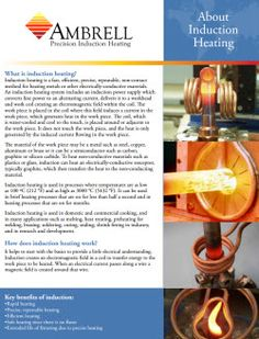 induction heating fundamentals Register now for our free december 12th pro skills webinar on induction heating fundamentals.