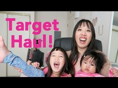Target Haul With The Girls! https://youtu.be/LbSSREKQEek | #piecesofm