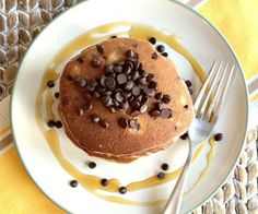 4 Ingredient Passover Pancakes that are paleo-friendly too.  http://stalkerville.net/