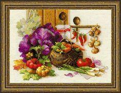 Набор для вышивания Риолис 1544 Богатый урожай