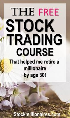 This free stock trading training DVD is worth 1000 It helped me learn how to invest and swing trade stocks for massive profit You can get it for free as well if you clic. Stock Market Investing, Investing In Stocks, Investing Money, Cash Today, Money Today, Ways To Earn Money, Way To Make Money, Money Fast, Free Stock Trading