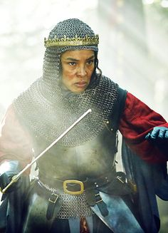 Sophie Okonedo in 'The Hollow Crown: The Wars of the Roses' (2012). x