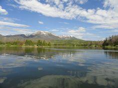 Lake Dillon, Colorado - Glass like!