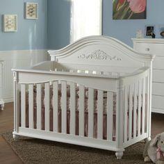 Gardena Forever Crib White from PoshTots