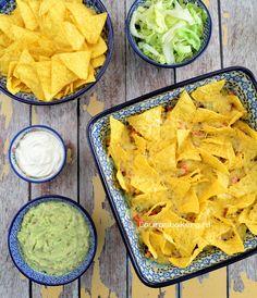 Ik ben gek op de Mexicaanse keuken. Burrito's, taco's, quesedilla's. Noem het maar op. Oh, en nacho's, daar ben ik ook dol op. Niet per se voor bij een maaltijd overigens, ook als chips zijnde vind ik