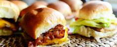 Tastee Recipe Game Day Grilled Chicken Bacon Slider Recipe - Page 2 of 2 - Tastee Recipe