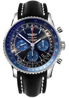 Brand New Limited Blue Edition Breitling Navitimer 01 Mens Luxury Watch Sale - Men's Watches from Top Brands Breitling Superocean Heritage, Breitling Navitimer, Men's Watches, Breitling Watches, Cool Watches, Fashion Watches, Best Watches For Men, Luxury Watches For Men, Popular Watches