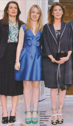 Andrea Casiraghi, Charlotte Casiraghi, Princess Charlene, Prince And Princess, Beatrice Borromeo, Grace Kelly Granddaughter, Princesa Alexandra, Albert Von Monaco, Royals