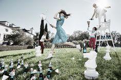 Lamarca Prosecco by Liz von Hoene #people #fashion #freaky #commercial #lamarca