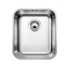 Blanco Supra 340-U Undermount Stainless Steel Kitchen Sink - BL 450 762
