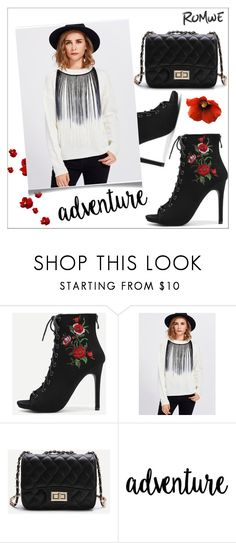 """""""Romwe 4/28"""" by goldenhour ❤ liked on Polyvore"""