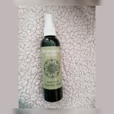 Cleanse your room of negative energy with the Moonwater Elixirs Sage Plus Clearing Spray. It's like smudging but without the mess-you get a smoke free, ash free cleansing! The spray is hand crafted with lunar charged Spring water, Sage essential oils, and clear Quartz crystals. Use anywhere you want to feel positive energy...Soo.. Everywhere! 😄 https://moonwaterelixirs.com/pages/sage-smudge-spray . #MoonwaterElixirs #Moonwater #Elixirs #Sage #ClearingSpray #cleansing #gotitfree #ad