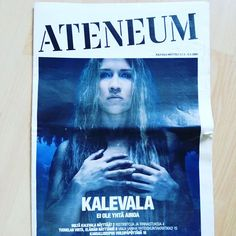 ..'pulled out this old program this morning. 'Can't believe it's 10 years since I went to see this exhibition of art inspired by the Kalevala. Amazing collection of work. #timeflies . . . #ateneum #kalevala #helsinki #finland #taide #konst #art #finnishart #finnishculture #artprogram #artgallery #artcollection #näyttely #ekman #gallenkallela #väinämöinen #sampo #thisisfinland #ateneumhelsinki #history #culture #european #europe #mustsee