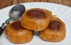 Η καλύτερη συνταγή για ροξάκια που έχω δοκιμάσει! | ediva.gr Greek Sweets, Greek Desserts, Greek Recipes, Sweets Recipes, Cooking Recipes, Greek Cookies, Sweet Corner, Biscuit Recipe, Creative Food
