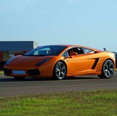 Stage Pilotage #Lamborghini LP 570-4 Circuit Alès 30 - Sport Découverte www.sport-decouverte.com