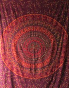 small tapestries hippie photo