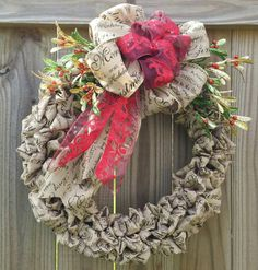 Check out this item in my Etsy shop https://www.etsy.com/listing/254943642/burlap-print-wreath-merry-christmas