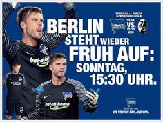 Matchday  #hahohe #BSCSCF