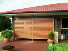 Transform your outdoor or indoor space with modern aluminum systems that look like wood. Choose from fencing, decking & more. Bbq Area, Light Oak, Fence, Indoor, Gallery, Wood, Building, Outdoor Decor, Modern