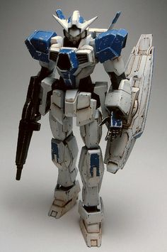 1/144 Gundam AGE-1 Normal by Konpeido
