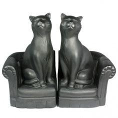Boekensteun Statige Katten
