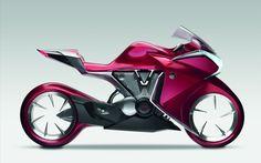 Honda Concept Bike http://www.stosum.com