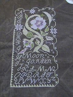 Moon Garden - Blackbird Designs