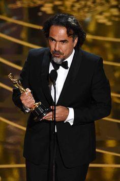 【第88回アカデミー賞】「監督賞」は『レヴェナント:蘇えりし者』のイニャリトゥ監督!2年連続の受賞に