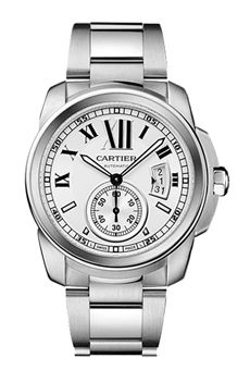Groom's gift? Men's stainless steel watch