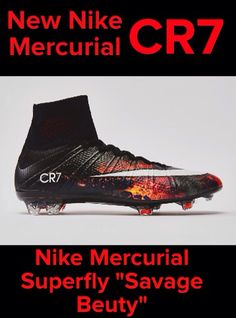 New Nike Mercurial Superfly CR7