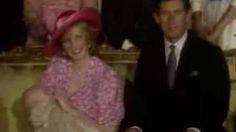 princess diana - William's Christening