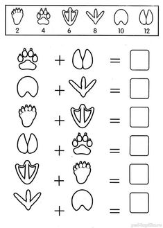 Fotky na stěně komunity - 44 099 fotek | VK Kindergarten Reading Activities, Preschool Writing, Kindergarten Math Worksheets, Preschool Learning, Math Activities, English Grammar For Kids, Phonics Rules, Flashcards For Kids, Printable Math Worksheets