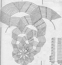 Calla Lilly Buffet Set Free Crochet Pattern - Her Crochet Crochet Diagram, Crochet Chart, Filet Crochet, Crochet Motif, Crochet Doilies, Crochet Thread Patterns, Crochet Stitches, Calla Lillies, Crochet Circles