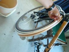 How to make your own wooden fenders.